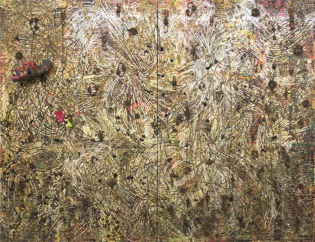 , 'Untitled,' 2015, Yavuz Gallery