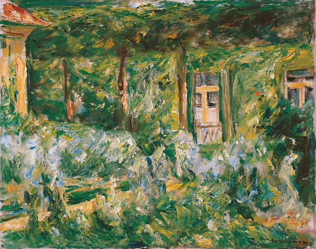 , 'Liebermann's Garten am Wannsee,' 1929, Galerie Herold