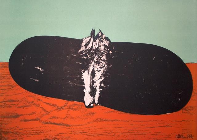 , 'L'Anguria sul tavolo si esibisce,' 1971, Studio Mariani Gallery