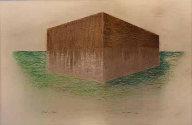 Tery Fugate-Wilcox, 'Concrete block', 1980, BCB Art