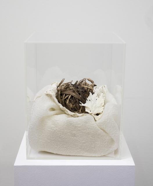 , 'Protection de la Naissance de l'Oiseau,' 2018, Buchmann Galerie Lugano