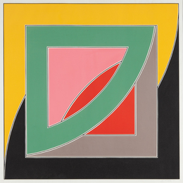 Frank Stella, 'Referendum '70,' 1970, Phillips: Evening and Day Editions (October 2016)