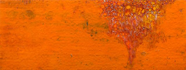 , 'Burnt orange,' 2016, Space 776