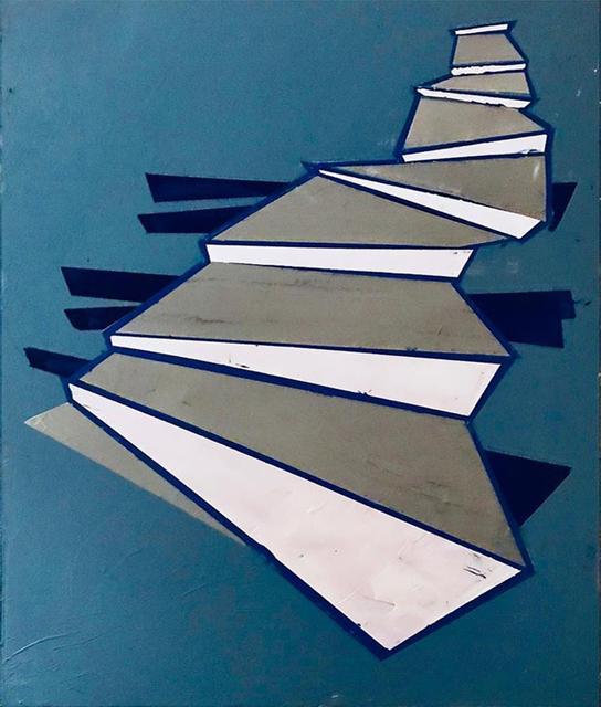 , 'Ziggurat,' , Walter Wickiser Gallery