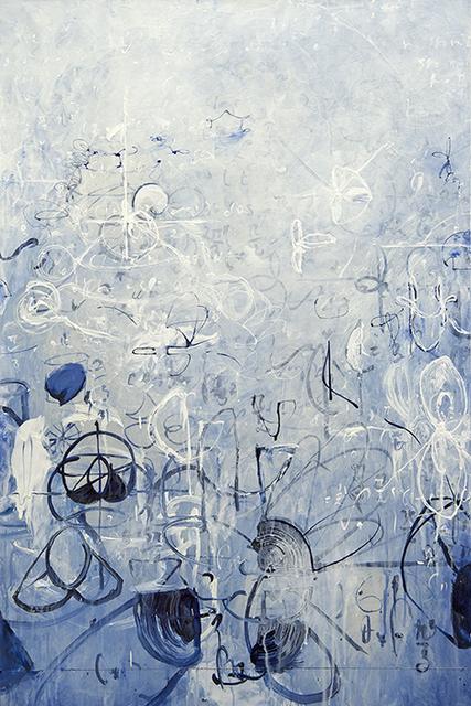 , 'One Indigo Rose for Leibniz,' 2016, Winston Wächter Fine Art