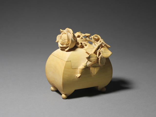 , 'Rose Jewelry Box,' 2015, Wood Symphony Gallery