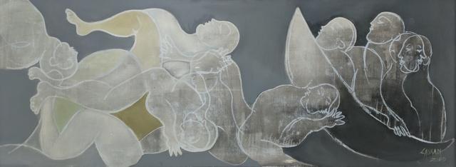 , 'Mare Nostrum,' 2018, Galerie Kalyste