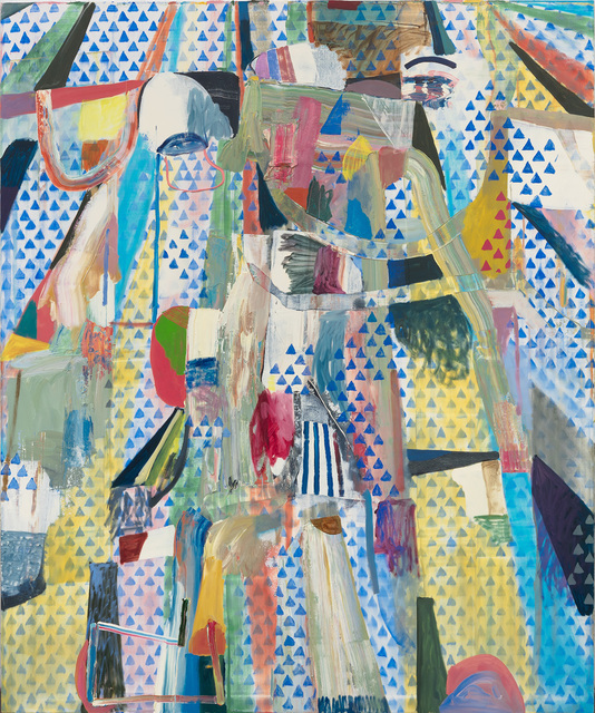 , 'Gum Shoe,' 2016, Inman Gallery