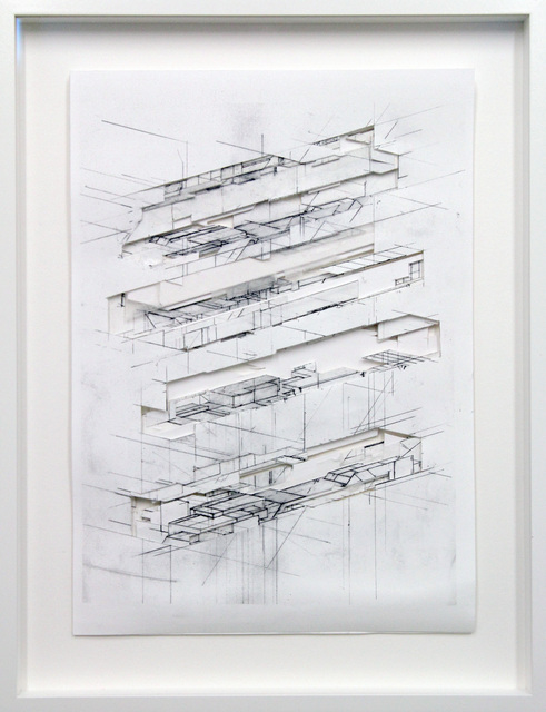 , 'Atl-ed 3,' 2016, ALICE Gallery