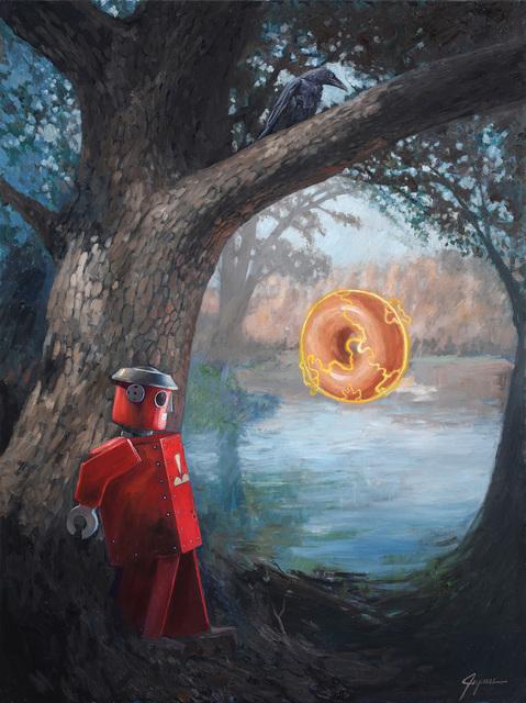 , 'Apparition,' , Corey Helford Gallery