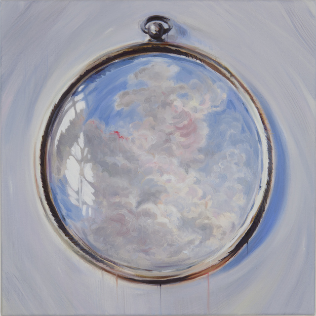 , 'Watteauian Miniature,' 2017, MULHERIN