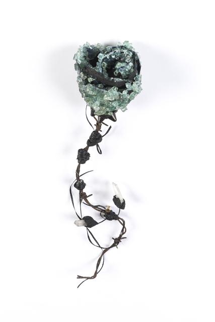 , 'Rose with Quartz,' , Hashimoto Contemporary