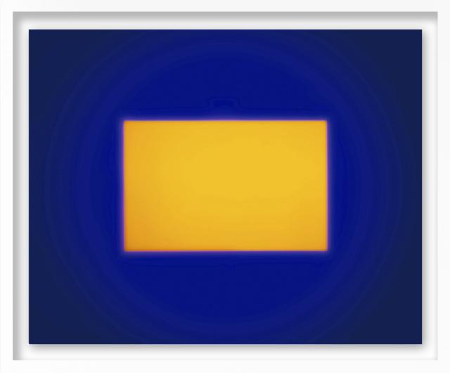 , 'Cobalt 3,' 2010, HackelBury Fine Art