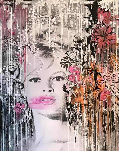 , 'Brigitte Pink 10B,' 2017, Steidel Contemporary