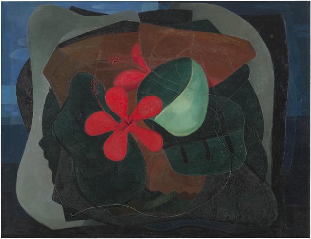 , 'Marpacífico (Hibiscus),' 1936, Pérez Art Museum Miami (PAMM)