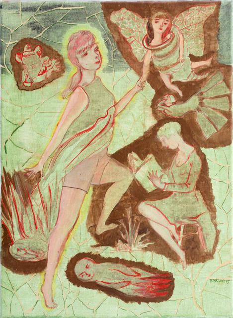 , 'Verbindung,' 2015, Galerie Kleindienst