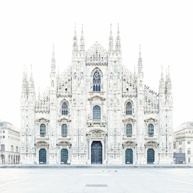 , 'Piazza del Duomo, Milano, Italy,' 2016, Miller Gallery