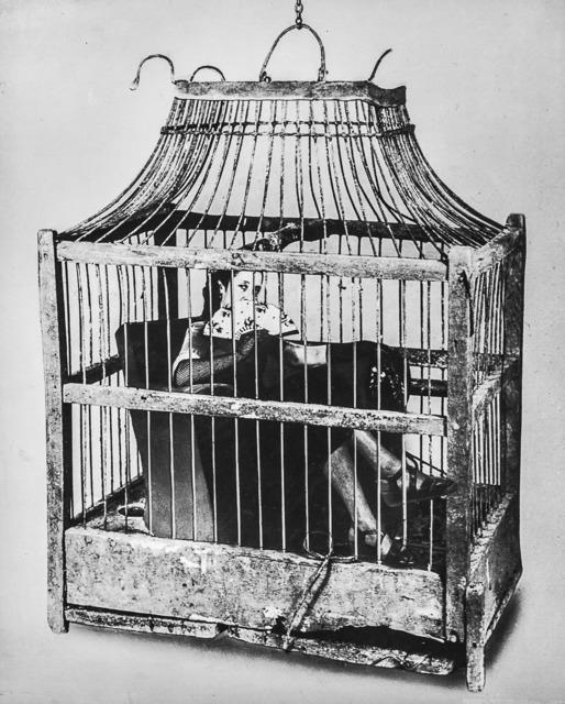 , 'Sueño Nº 45, Birdcage,' 1948, Vasari