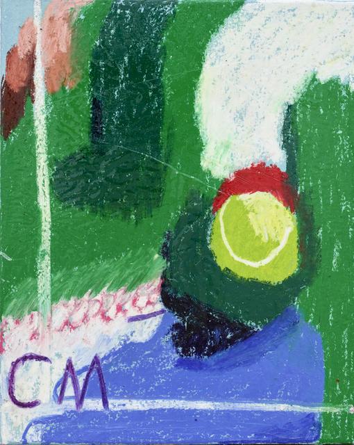 , 'Am Rothenbaum/Eins im Rasen,' 2018, Ruttkowski;68