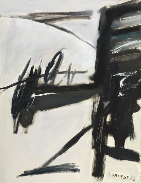 , 'Composition 89-21,' 1989, Whitford Fine Art