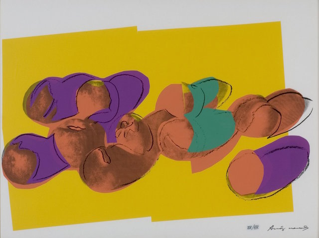 Andy Warhol, 'Space Fruit: Peaches (FS II.202) ', 1979, Revolver Gallery