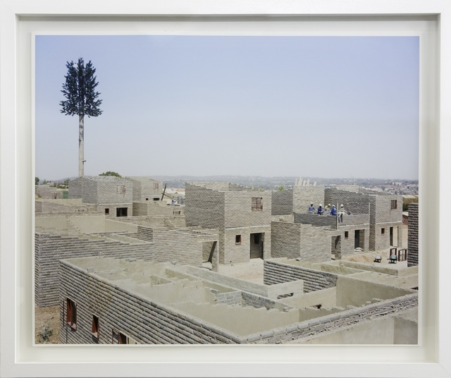 Laurence Bonvin, 'Far East Bank (Part of diptych A)', 2012, Museum of African Design (MOAD)