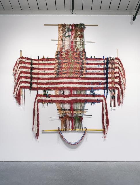 , 'Across,' 2018, Eleanor Harwood Gallery