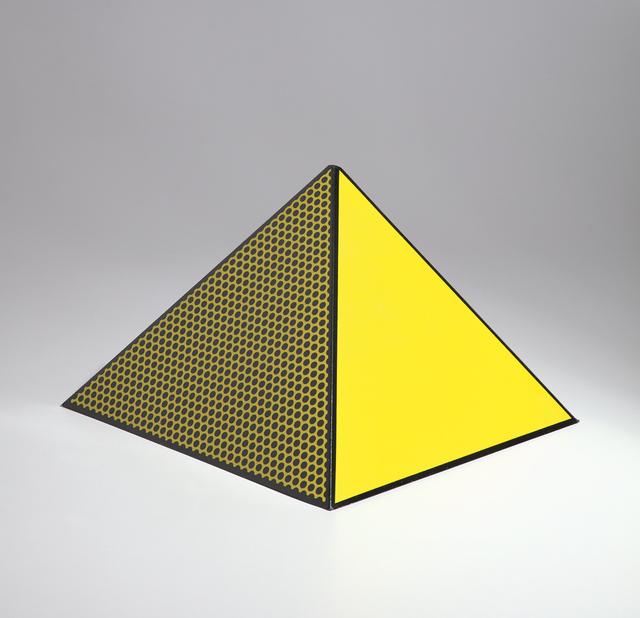 Roy Lichtenstein, 'Pyramid', 1968, Phillips
