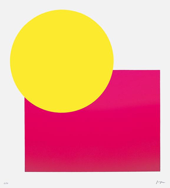 Rupprecht Geiger, 'Berliner Rot I', 2005, Walter Storms Galerie