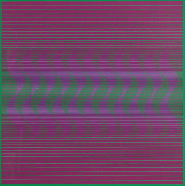 , 'Waving Down,' 1970, WOLFS