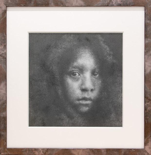 , 'Native American Girl, C.1800 - Study,' 2016, Albemarle Gallery | Pontone Gallery