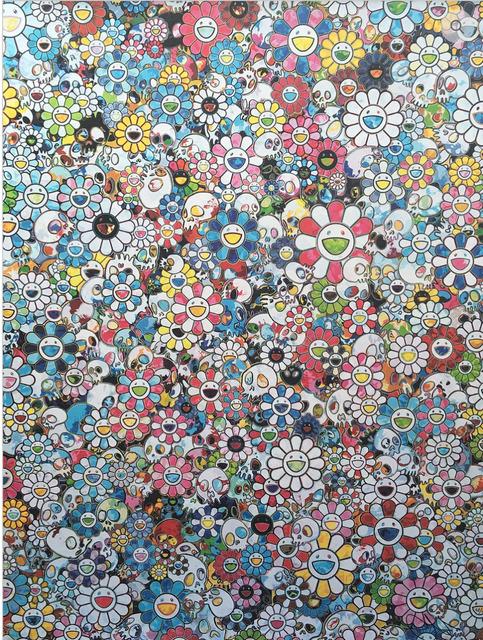 Takashi Murakami, 'The Merciless World', 2016, MSP Modern