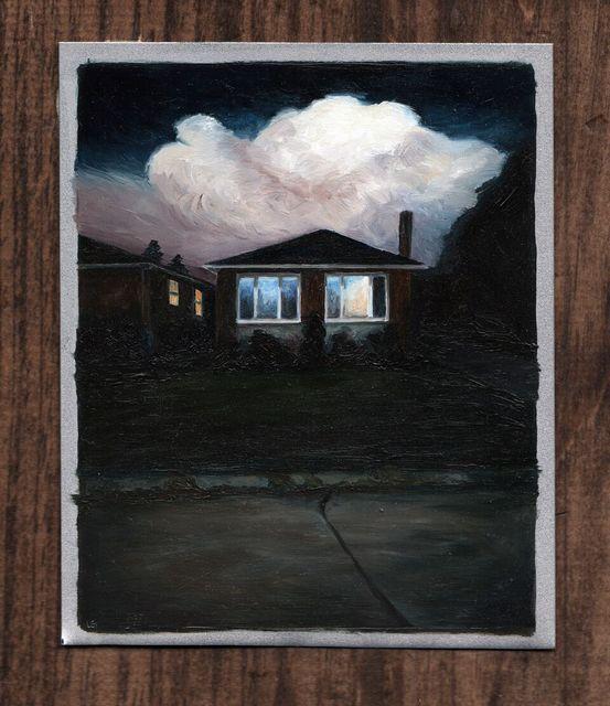 , 'Living Under a Cloud,' , Ro2 Art