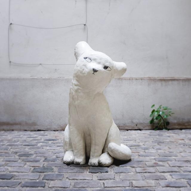 , 'Big cat,' 2018, Antonine Catzéflis