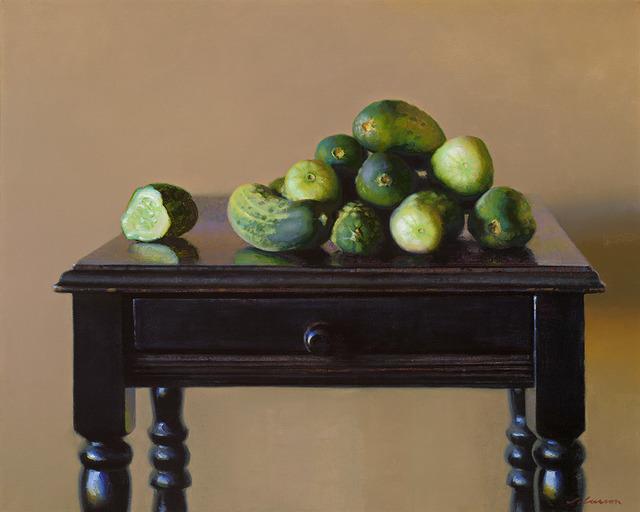 ", '""Cucumber Harvest"",' 2018, Maxwell Alexander Gallery"