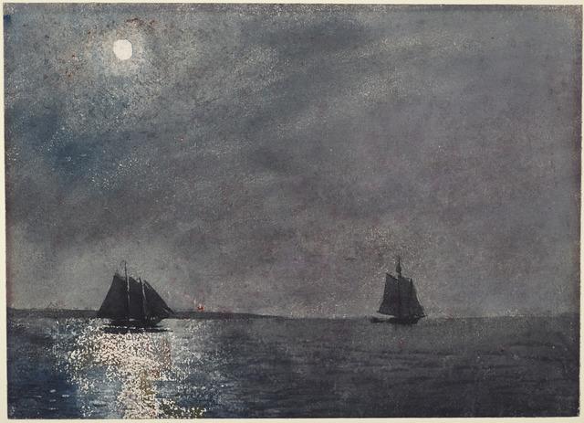 Winslow Homer, 'Eastern Point Light', 1880, Princeton University Art Museum
