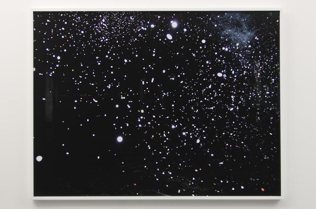 Katie Paterson, '100 Billion Suns (Riva del Schiavon)', 2012, Photography, Digital Lambda print, Parafin