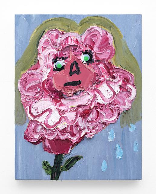 , 'Self Portrait as a Fickle Flower,' 2018, SMAC