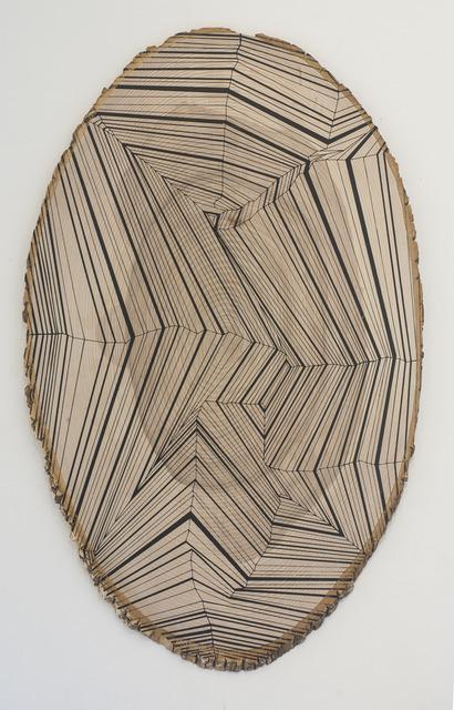 , 'My Grain,' 2014, Lora Reynolds Gallery