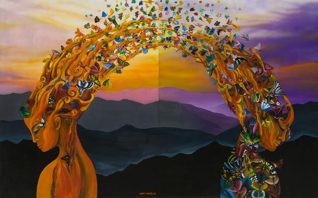 , 'Rebirth,' 1985, Arario Gallery