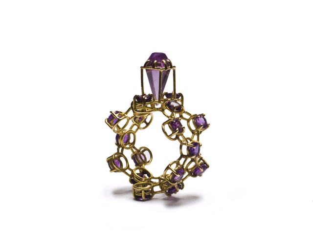 , 'Purple Purple Ring,' 2015, Ornamentum