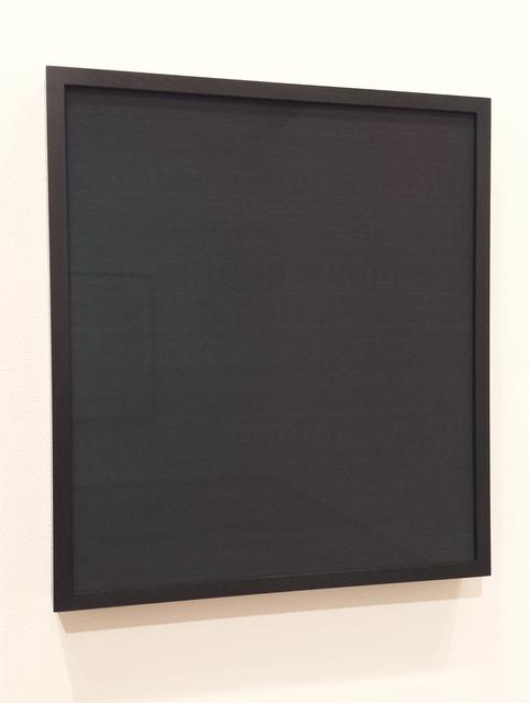 Isaac Layman, 'Midsole', 2013, Elizabeth Leach Gallery