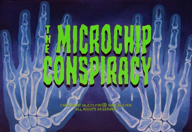 , ' THE MICROCHIP CONSPIRACY,' 2016, EL MIRADOR ESPACIO