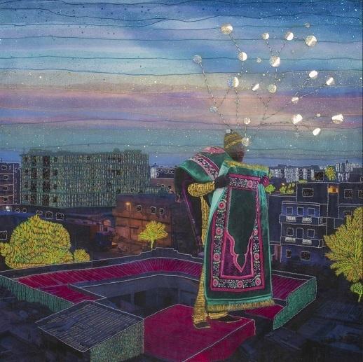 , 'Dream Leftovers, Series Albahian,' 2019, Gallery 1957