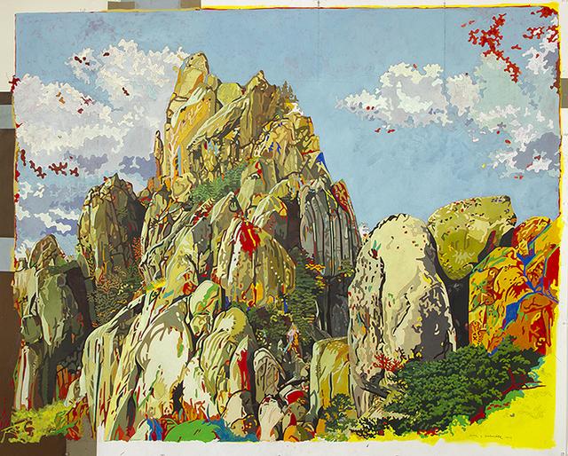 Eric Jon Holswade, Heather James Gallery Auction