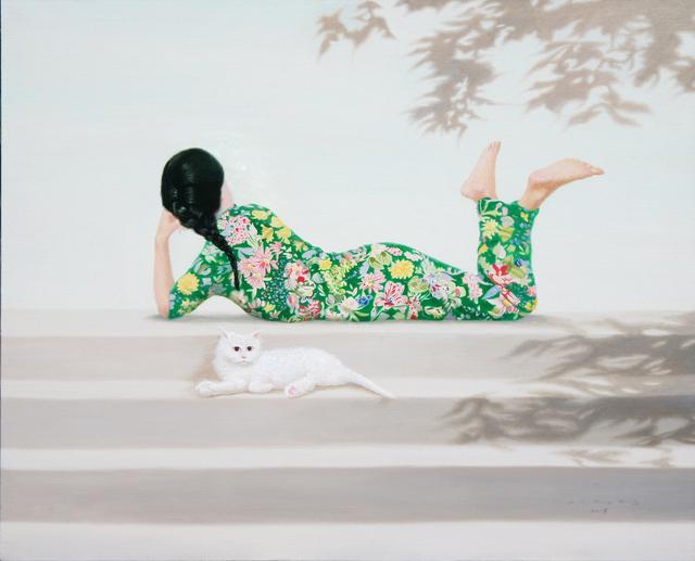 Woo Lim Lee, '  A woman', 2018, Gallery LEE & BAE