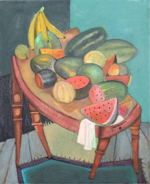 Stephen Basso, 'top banana', 2017, Tabla Rasa Gallery