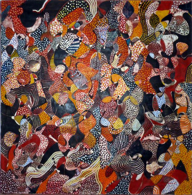 , 'African Queen,' 1969-1970, Gallery Elena Shchukina