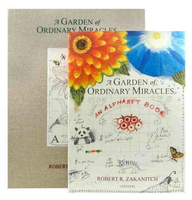", 'Book: ""A Garden of Ordinary Miracles"" deluxe edition in Slipcase,' 2012, Dog & Horse Fine Art"
