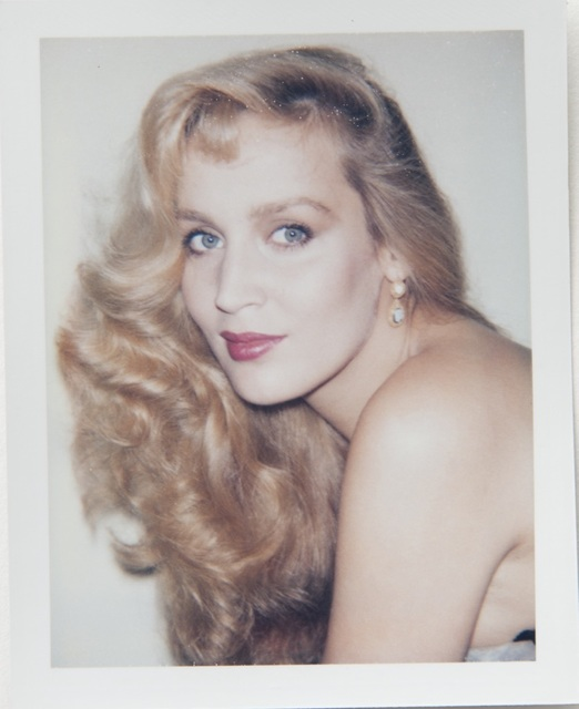 , 'Andy Warhol, Polaroid Portrait of Jerry Hall,' 1984, Hedges Projects